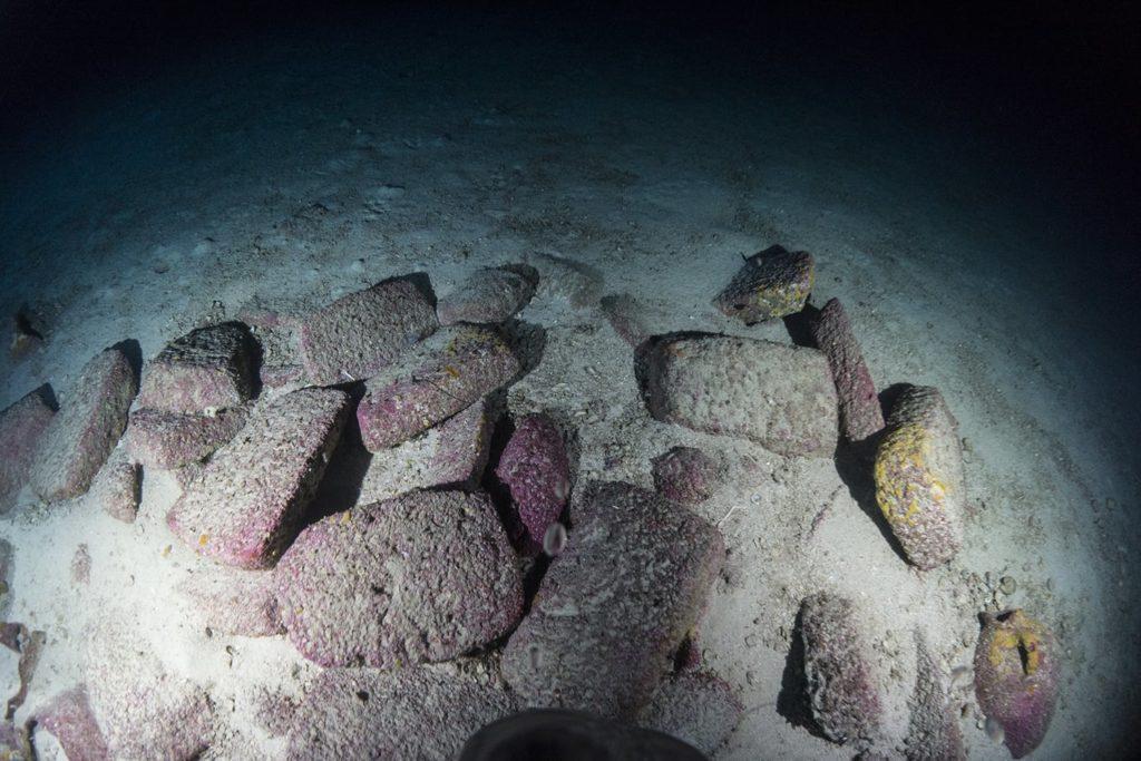 Phoenician Shipwreck 2016-2017-N8