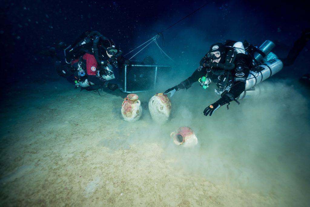 Phoenician Shipwreck 2017-b