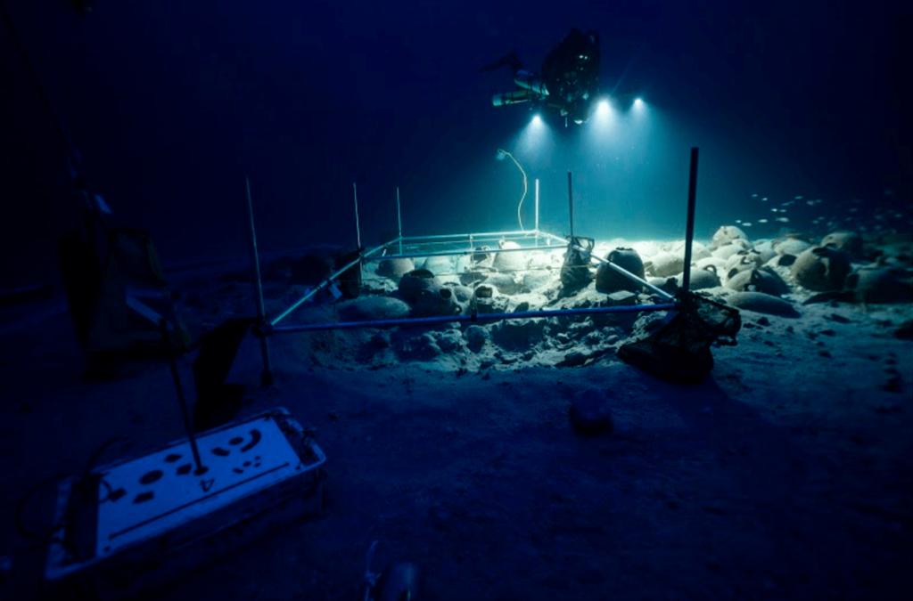 Phoenician Shipwreck 2019 N4